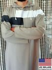 Внешний вид - Men Designer Thobes,cuff thobe,premium fabric, Arabic dress,Islamic clothing