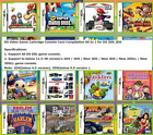 NDS 3DS Video Game Cartridge Console Card Compilation All In 1 Games