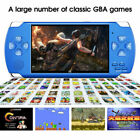 4.3'' 32Bit 1000 Games Built-In Portable Handheld Video Game Console Player 8GB