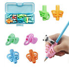 Kyпить 3 x 2/3-finger Grip Silicone Kid Baby Pen Pencil Holder Help Learn Writing Tool на еВаy.соm