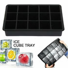 15 giant silicone ice cube large size sphere whiskey diy mold square tray mould