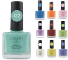 Smalto Unghie Gel Cosmetici Bellezza Per Donna 9ml Made in FRANCIA       2 Pezzi