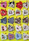 30+ MINNIE & MICKEY MOUSE DISNEY Face Masks For Adults & Childrens, EASTER SALE