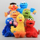 Sesame Street Parent-child games Plush Soft Doll Cuddle Stuffed Toy Puppets doll