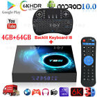 T95 Android 10.0 4+32G/64G Quad Core 6K Smart TV BOX WIFI Netzwerk Media Player - Best Reviews Guide