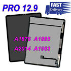 For iPad Pro 12.9 A1876 A1895 A2014 A1983 LCD Touch Screen Digitizer Assembly JQ