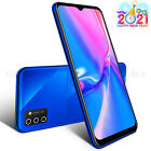 "2021 Android 9.0 Smartphone 6.6"" Unlocked Dual Sim Quad Core Mobile Phones Cheap"