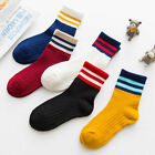 5 Pairs Baby Kids Newborn Infant Toddler Girls Boys Cartoon Soft Socks 0-8T