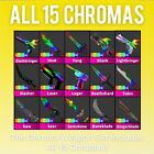 MM2 Roblox ALL CHROMAS - FAST AND CHEAP (Read Description) For Sale