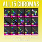 MM2 Roblox ALL CHROMAS - FAST AND CHEAP (Read Description)