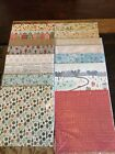 Stampin'Up! Retired 12 x12 CHRISTMAS & HOLIDAY DESIGNER SERIES PAPER, Great Sele