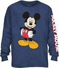 Disney Mickey Mouse Wash Disneyland World Funny Humor Graphic Long Sleeve Shirt