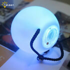 Color Changing LED POI Thrown Balls For Professional Belly Dance Level Hand Prop