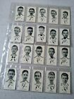 John Sinclair Cigarette Cards - Well Known Footballers (Scottish) Multi-list