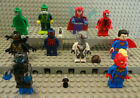 (B7/22) Lego x-Men Super Heroes Mini Figurines Used Selection KG