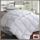 'Luxury Hotel Quality Goose / Duck Feather & Down Duvet Quilt All Sizes 13.5 Tog