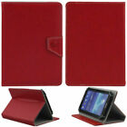 For Nextbook RCA Tablet + Wireless Keyboard With Universal Leather Stand Case US