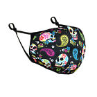 Pattern Fashion Unisex Lightweight Reusable Cloth Face Mask Covering