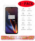 3 Pack Tempered Glass Screen Protector For OnePlus 6T Alcatel A30 Plus Honor 8