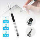 Universal 2 in 1 Stylus Drawing Tablet Capacitive Screen Touch Pen For Phones