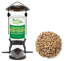 Hammertone Wild Bird SEED Feeder with FEED - Choices - Multi Buy Deals