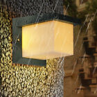 10W LED Outdoor Wall Sconce Light Fixture Waterproof Lamp PMMA Building Exterior