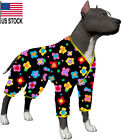 LovinPet NEW Arrivals Big Dog Pajamas/UV Protection/Post Surgery