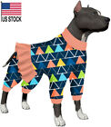 LovinPet Big Dog Pajamas/Lightweight Big Dogs Pullover/Post Surgery Shirt