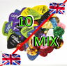More images of WW 10 Guitar Plectrums Picks Acoustic Electric strings fender mixed UK gift