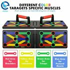 14in1 9in1 Push Up Rack Board System Fitness Workout Train Gym Exercise Stands