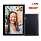 """XGODY 10.1"""" INCH HD Android 7.0 Tablet PC Quad Core 16GB 3G Phablet 2xCamera GPS"""