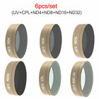 STAR CPL ND4 ND8 ND16 ND32 Lens Filter Kit for DJI Osmo Action Camera Accessory cpl filter for kit lens nd16 nd32 nd4 nd8 star