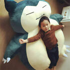 New Snorlax Plush Kabigon Doll 79''/ 2M  59''/1.5M  Case Bed Only Cover