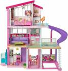 Barbie Dream House Dollhouse Playset 70 Pieces Pink Toy FHY37 - New - Free Ship