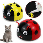 Infrared Sensor Electric Pet Dog Cat Ladybug Induction Escaping Interactive Toys