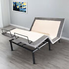 850lbs Capacity Adjustable Bed Base Frame Remote Electric Beds Queen/Twin XL USA