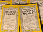 National Geographic Magazines 1940-1959 You Pick The Issues Coca Cola