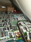 Over 500x Xbox 360 Games, From £1.49 Each With Free Postage, Trusted Ebay Shop