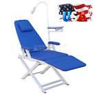 Dental Portable Mobile Chair with LED Light Folding Unit Chair/Mobile Chair USA