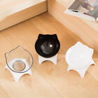 Pet Water Bowls Washable Non-slip Oblique Angle Cat Bowl for Cats Dogs Feeder