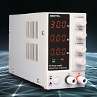 High Precision Adjustable Regulated LED Display DC Power Supply 0-30V 0-6A;0-10A