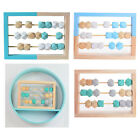 Wooden Abacus Calculating Beads Counting Number Child Room Decor Gifts