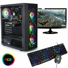 Fast Intel Core I5 Gaming Pc Computer 8gb Ram 1tb Hdd Windows10 Gt710 2gb Bundle