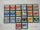 Various Authentic Loose Nintendo DS Games Tested and Great Condition