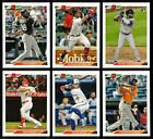 2020 BOWMAN HERITAGE Base Vets+Rookies #1-100 BUY MORE & SAVE 99¢ SHIP YOU PICK!Baseball Cards - 213