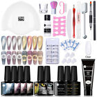 UR SUGAR Nagel Gellack Magnetisch Soak off Top Matte Base Coat Gel Polish Kit