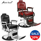 Super Vintage Heavy Duty Hydraulic Barber Chair All Purpose Recline Salon Beauty