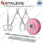 New Staleks Professional manicure set
