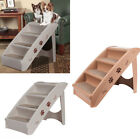 Dog and Cat Ramp Folding Elevator Ladder with 4 Step 2 Colors Pet Sofa Bed Stair