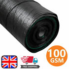 Heavy Duty Weed Control Fabric Membrane Garden Ground Cover Mat Landscape Roll